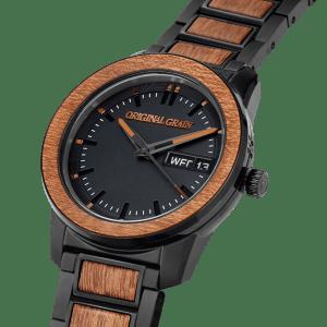wooden watch from Original Grain