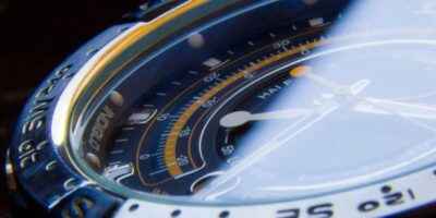 examining different kinds of watches there is