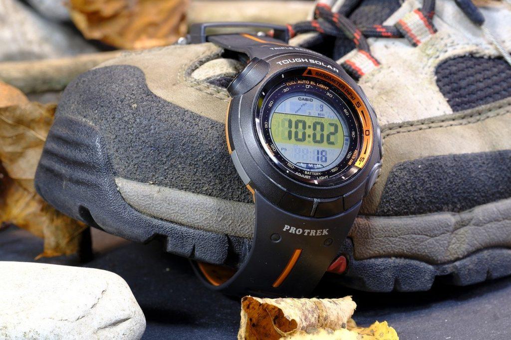 Casio Pro Trek military watch brand outdoors