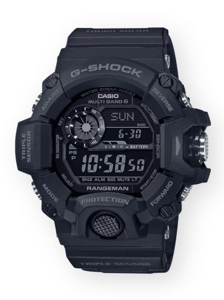 All-black G-Shock GW9400-1B
