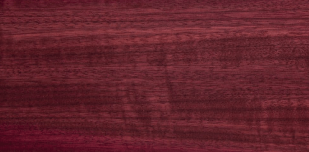 Purpleheart wooden watches are unique