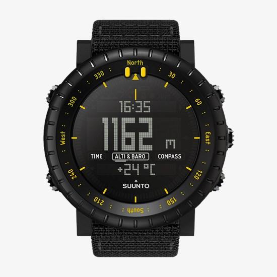 digital smartwatch by Suunto
