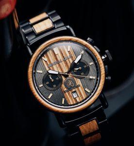 Original grain chronograph