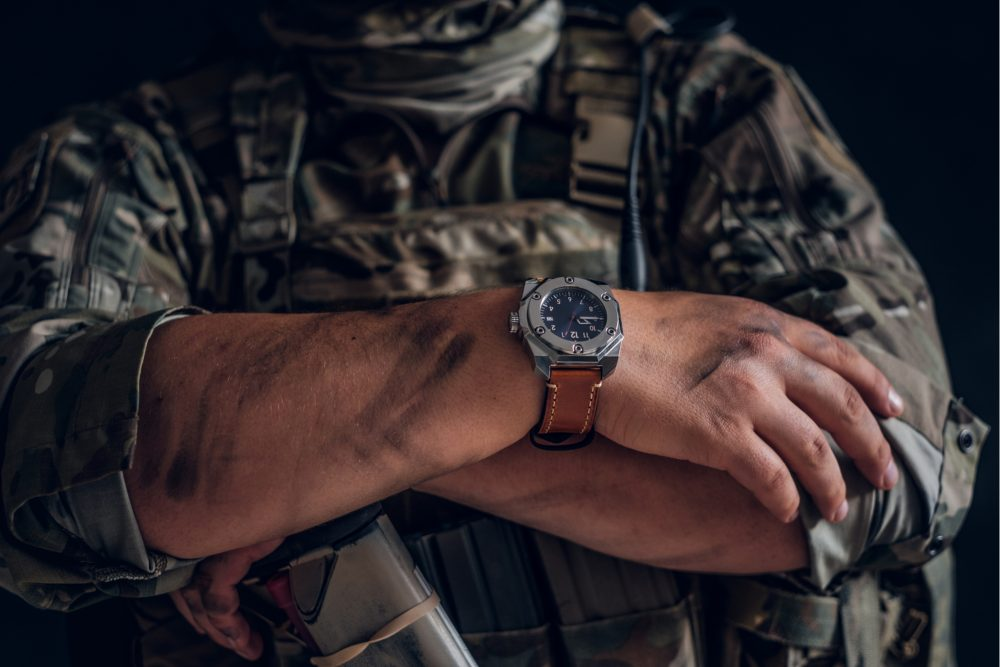 listing the best military watch brands