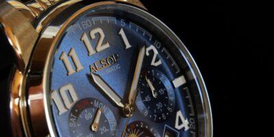 automatic self winding watch