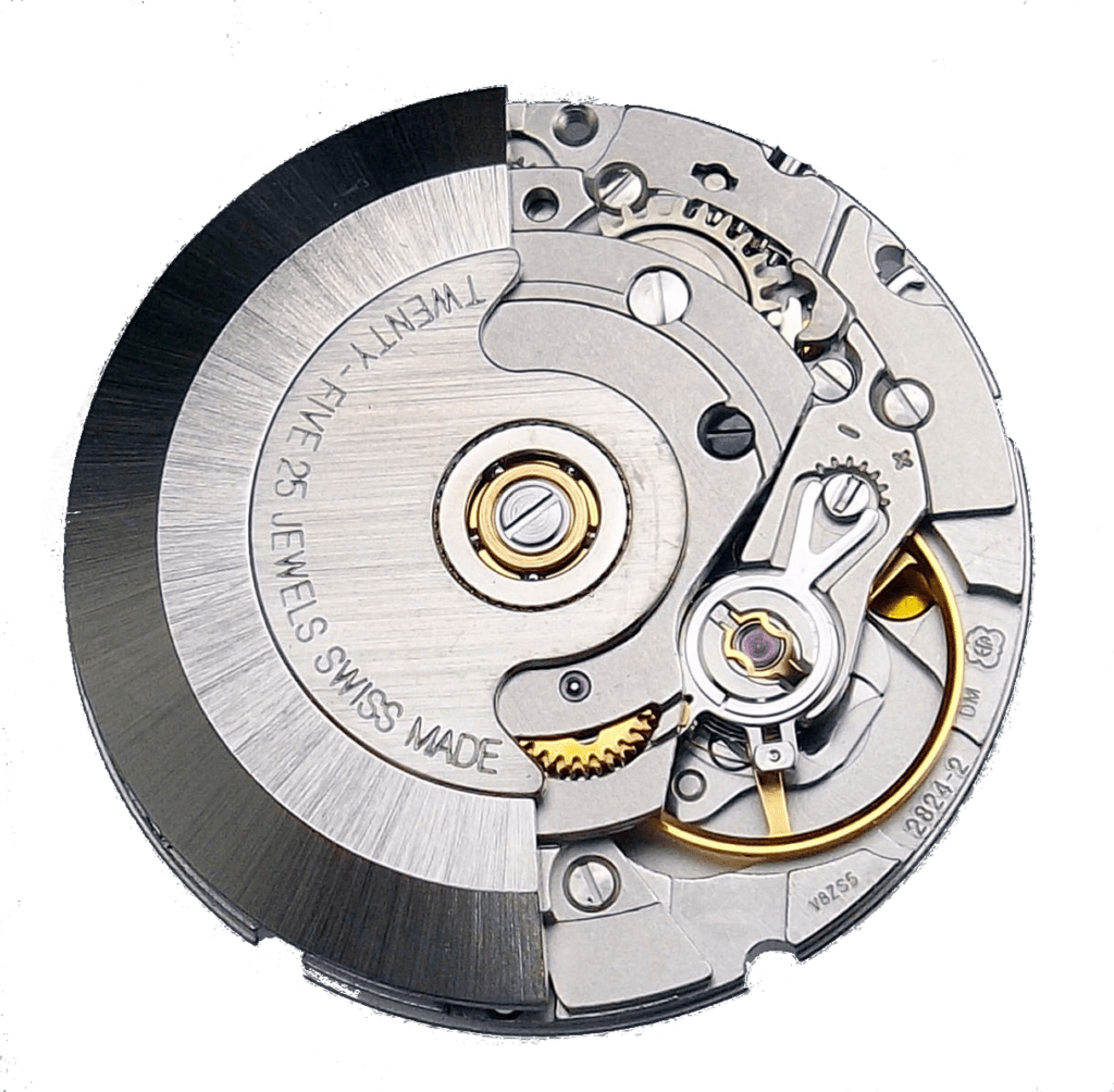 Automatic watch mechanism