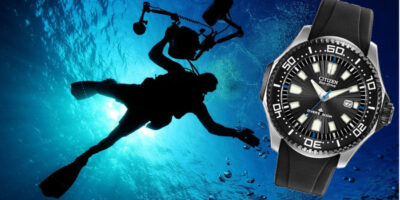 Military dive watch