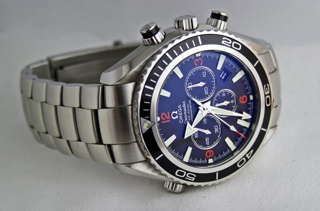 Omega Seamaster military dive watch
