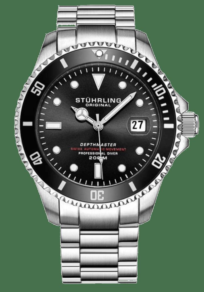 affordable Stuhrling dive watch