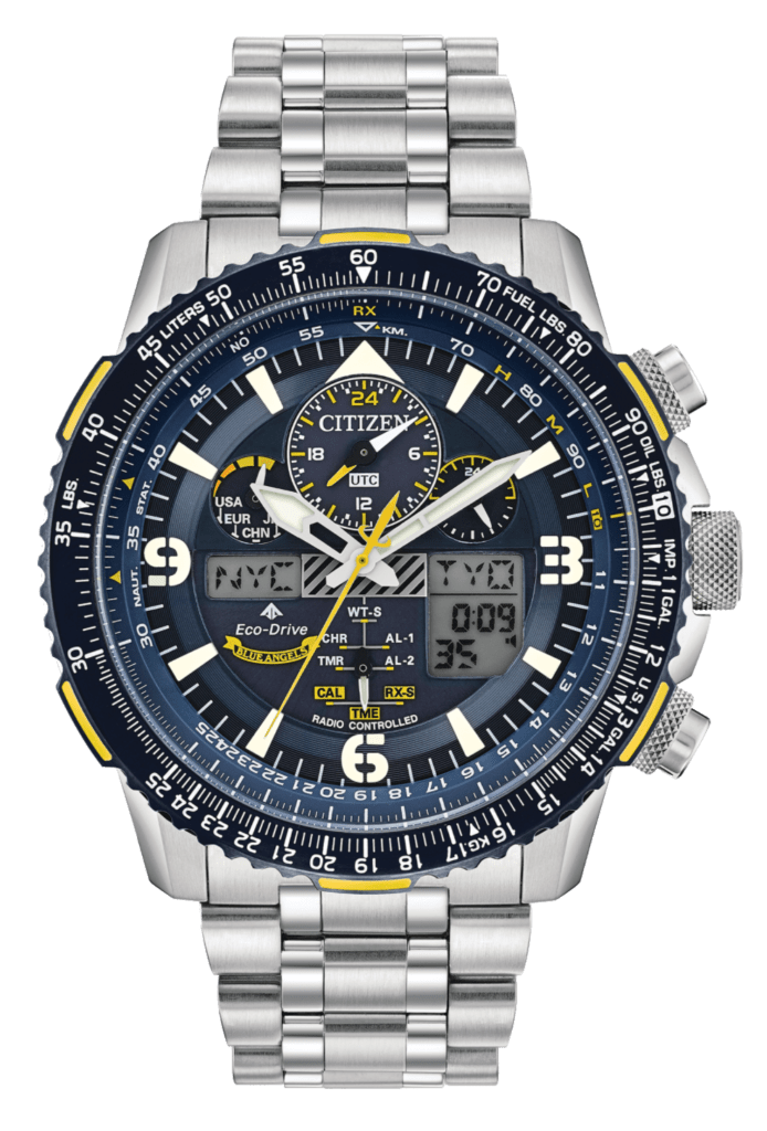 what is an atomic watch citizen example