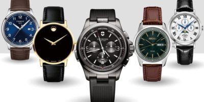 Sapphire crystal watches