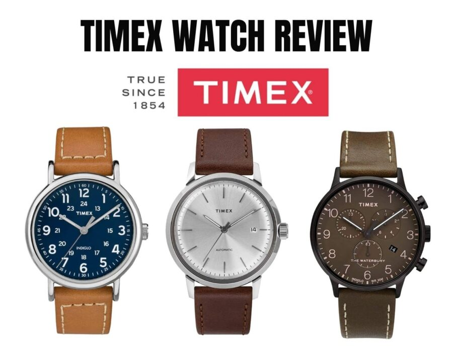 Are Timex watches good