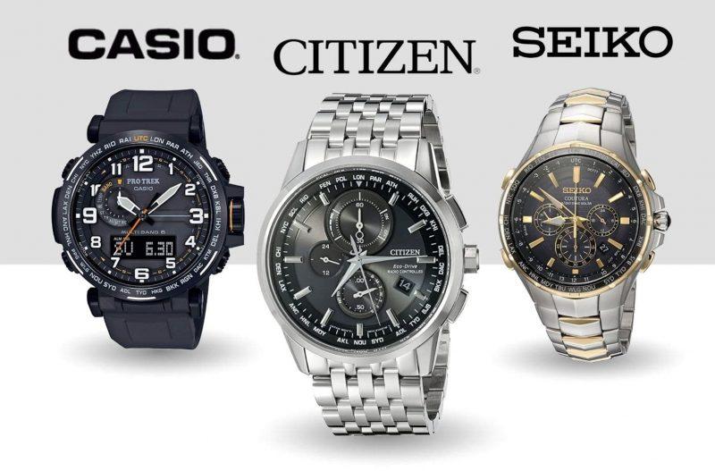 Atomic watches