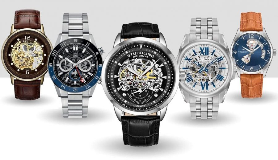 best skeleton watches