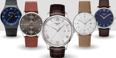 best ultra-thin watches for men