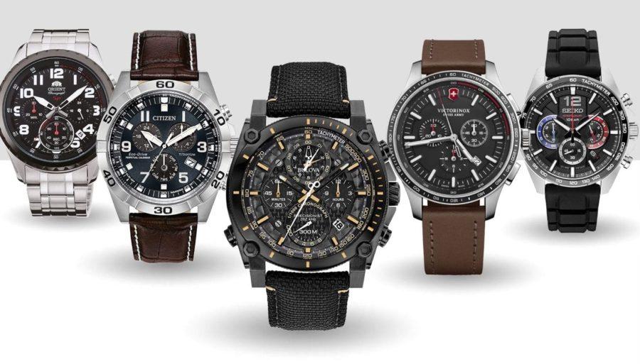 best chronograph watches under 500