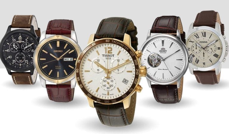 Best leather watches