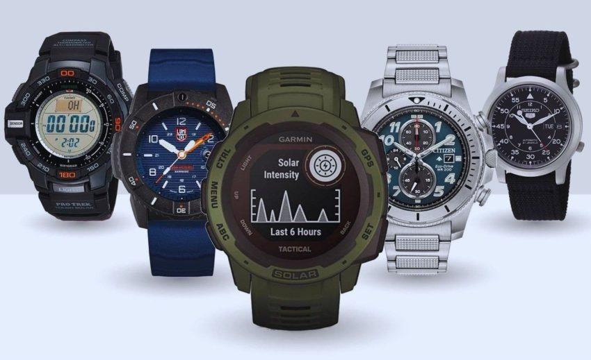 best rugged watches