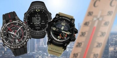 best thermometer watches