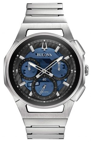 top Bulova watches from the CURV collection