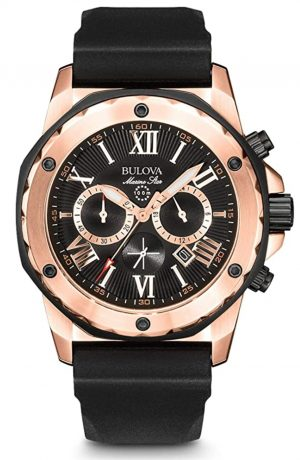 One of the best Bulova watches with great water-resistance