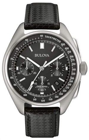 Bulova Moon watch with tachymeter bezel