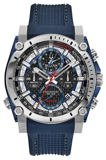Bold and fashionable Bulova Precisionist