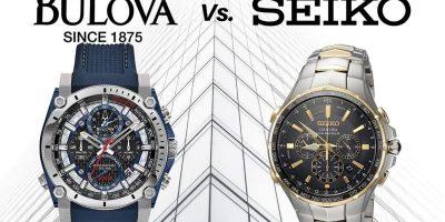 Bulova vs Seiko