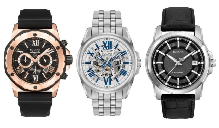 Bulova watches collection
