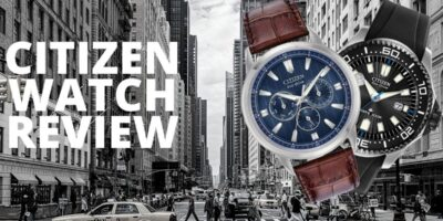 are citizen watches good citizen watch review
