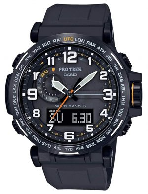 Atomic watches from the Pro Trek collection