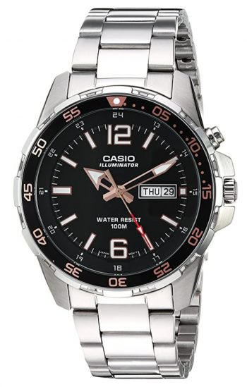 Casio among the best affordable watches for men