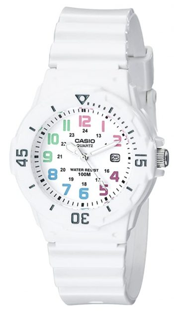 Color-rich Casio women's watch
