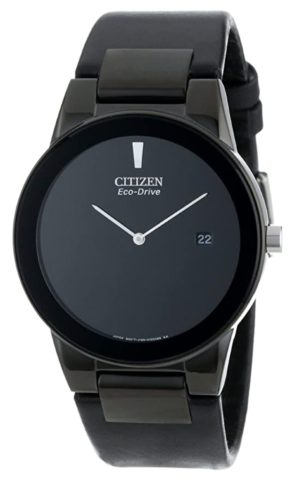 Slim and minimalistic Citizen solar-powered timepiece