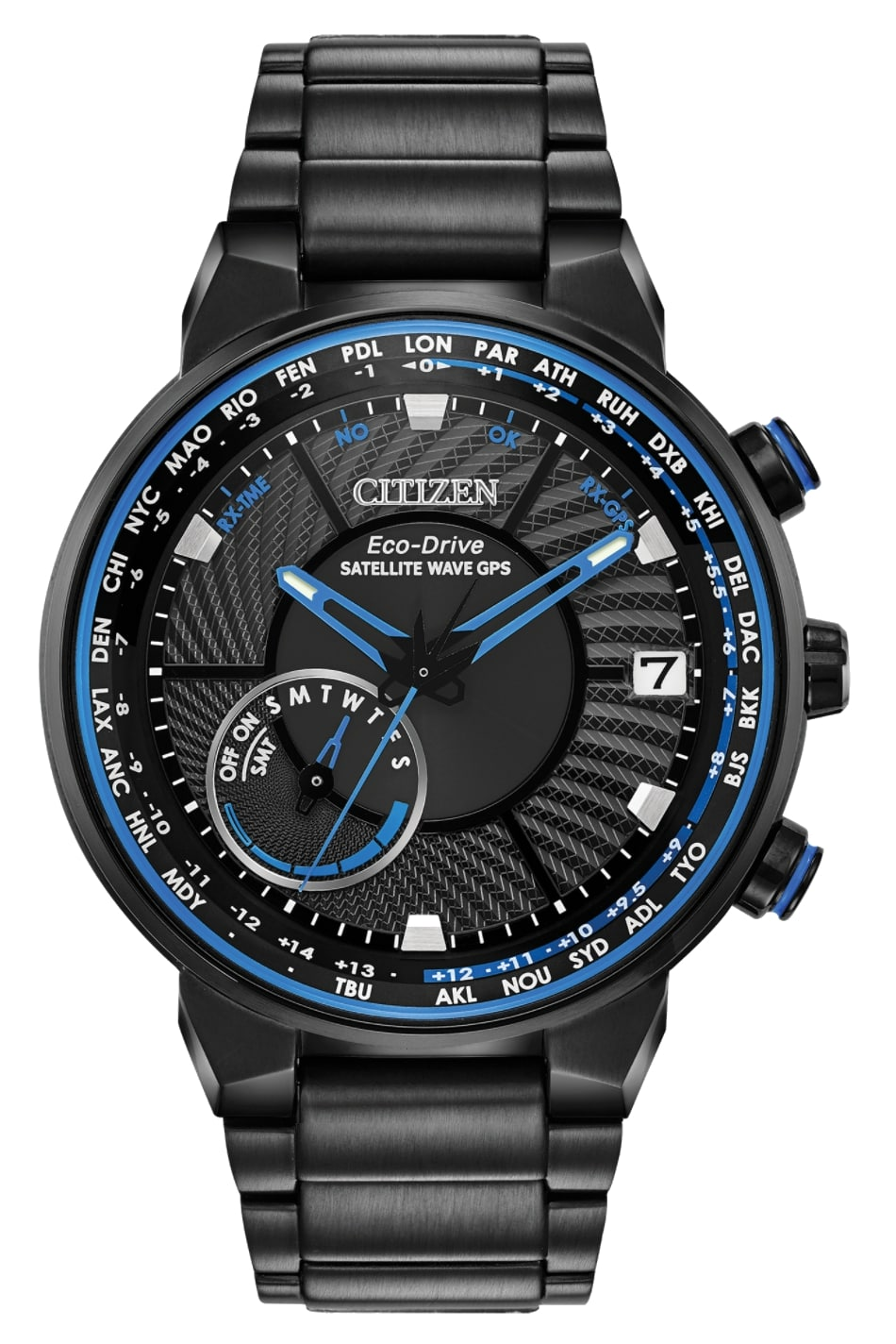 Citizen satellite wave watch