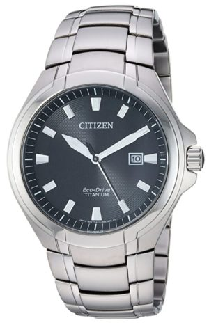 Citizen watch with sapphire crystal