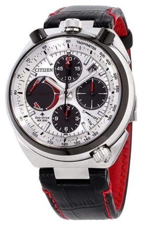 A unique-looking Citizen timepiece with Panda design