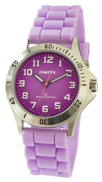 All-pink women's watch