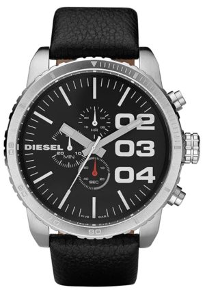 An oversized Diesel ticker with subdials