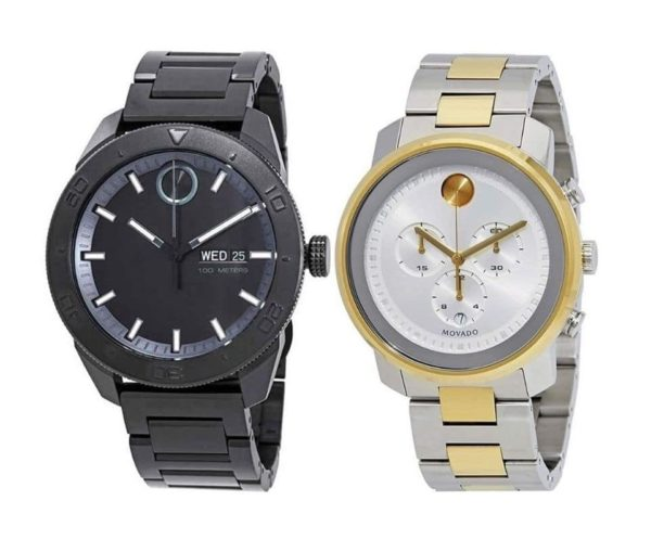 Fashion-oriented Movado watches