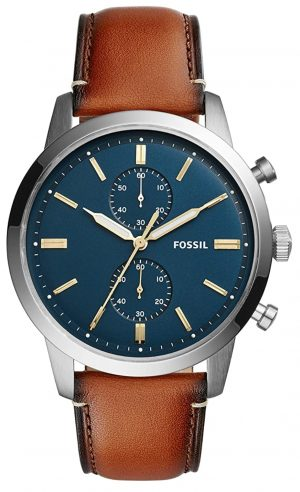 Fossil fashion watch for daily wear
