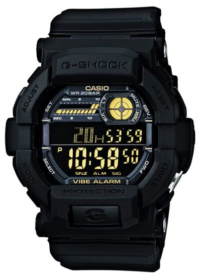 G-Shock among the best vibrating alarm watches