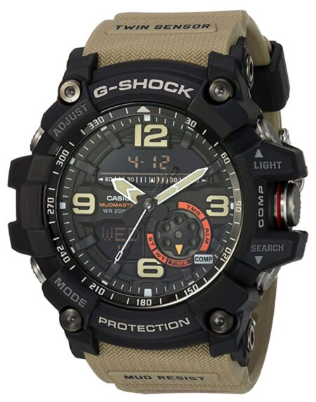 Rugged G-Shock watch for diving under $500