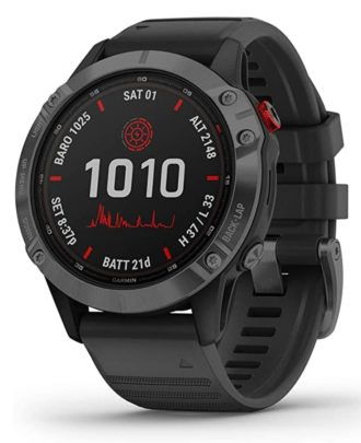 A top-notch adventure watch with plethora of functions