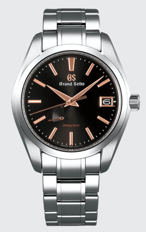 Luxurious Grand Seiko watch