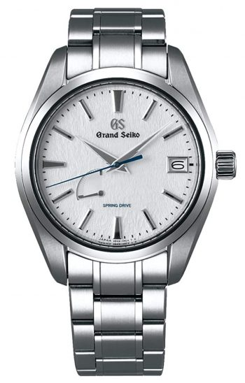 Best sweeping second hand motion in Grand Seiko