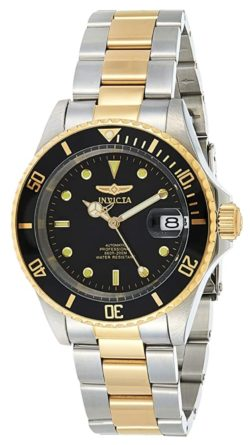 Gold-toned Pro Diver watch
