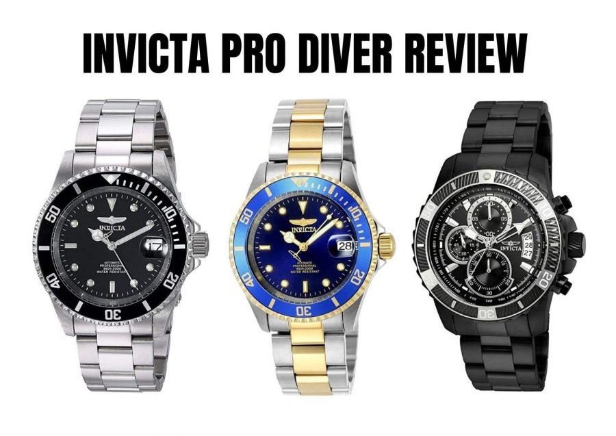 Invicta Pro Diver review