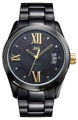 Casual-looking diamond watch from JBW
