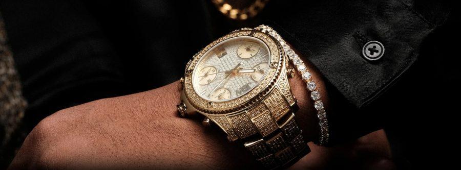 JBW luxury diamond watch